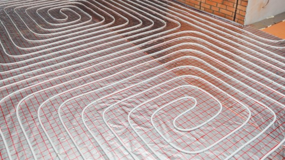 Radiant floor heating- installation methods and maintenance