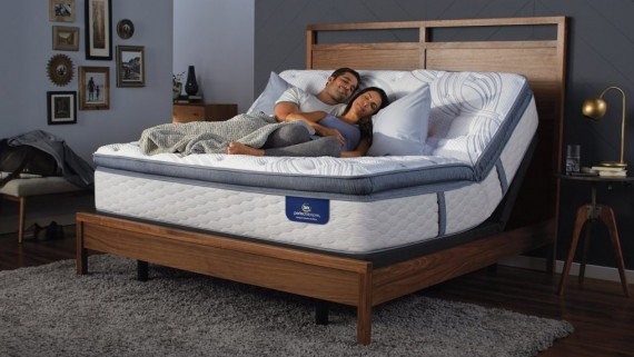 What are the health benefits that you can get by using the adjustable bed?