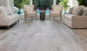 Vinyl tile the best flooring option:
