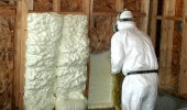 The Different Types of Spray Foam Insulation