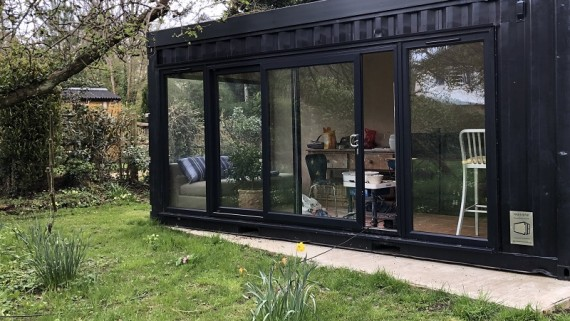 The deluxe quality garden houses for the ultimate relaxation