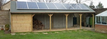 Tips for powering your shed